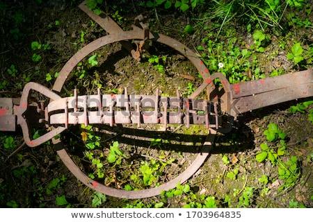Tener trampa blanco cadena Foto stock © idesign
