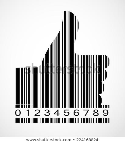 idea on barcode stock photo © fuzzbones0