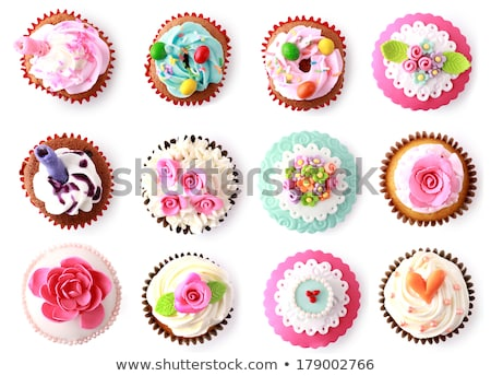 Stock photo: Multi Colored Plates Isolated On White Background