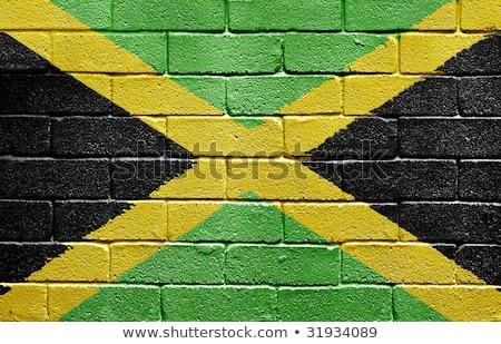Jamaica · afbeelding · gerenderd · gebruikt · grafisch · ontwerp - stockfoto © stevanovicigor