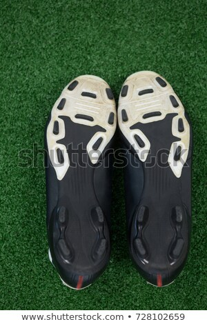football · formation · équipement · vert · artificielle · gazon - photo stock © wavebreak_media