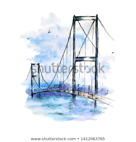 Postmark from Istanbul Stock photo © 5xinc