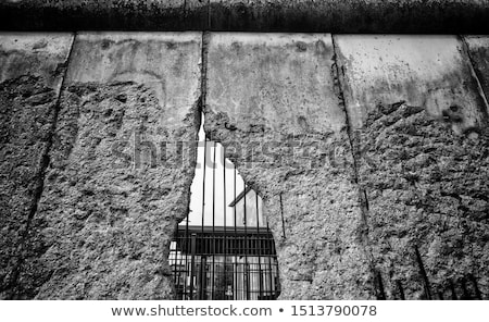 Berlin Wall remains Stock photo © benkrut