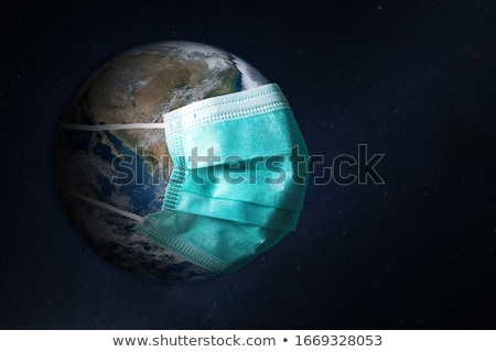 Protecting the planet.  Stock photo © dvarg