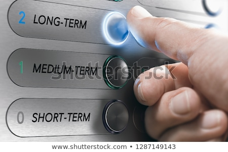 Asset Management, Long-Term Investment or Project Concept Stock photo © olivier_le_moal