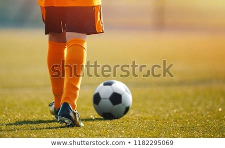 football · formation · jeunes · footballeur - photo stock © matimix