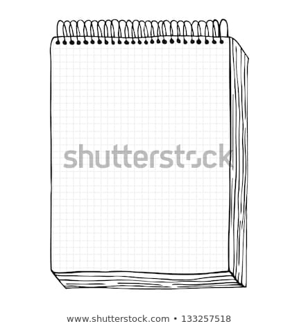 office pages and correspondence sketches vector stock photo © robuart