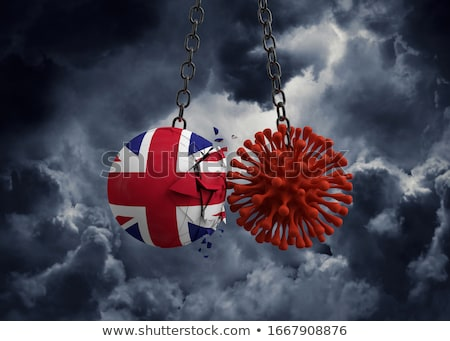united kingdom europe fight stock photo © lightsource