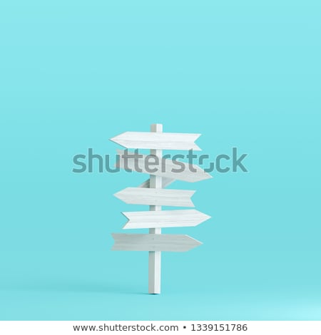 Kierunkowskaz ikona przycisk drogowego podpisania Zdjęcia stock © smoki