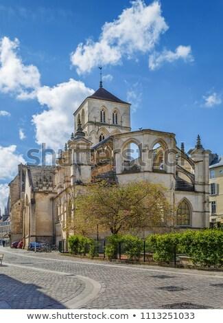 église · sauveur · France · ville · Voyage · architecture - photo stock © borisb17