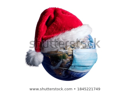 christmas · wereld · scène · jesus · wereldbol · top - stockfoto © dmitry_rukhlenko