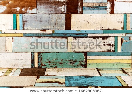 color wooden plank stock photo © imaster
