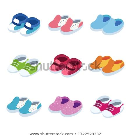 baby sneakers stock photo © stevanovicigor