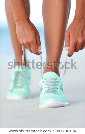 woman ready to go to beach stock photo © photography33