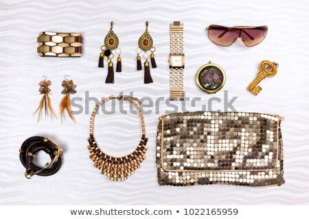 Woman set of keys Stock photo © photography33