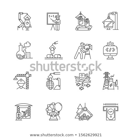 Sectors of activity Stock photo © photography33
