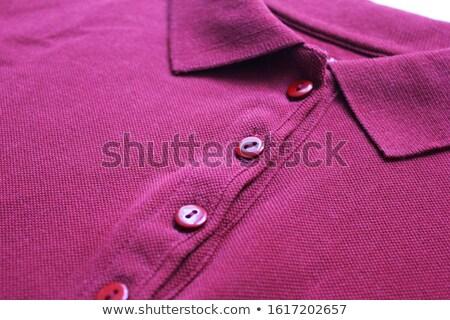 Pink summer shirt with short sleeves Stock photo © RuslanOmega