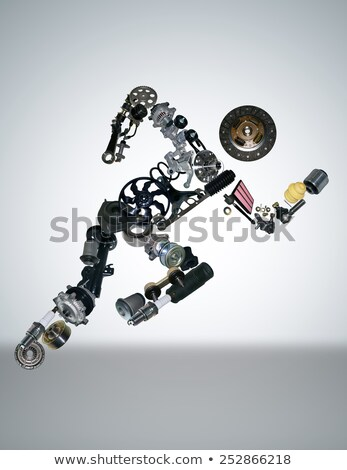 spare parts forming clutch stock photo © ruslanomega