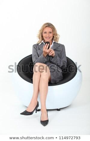 funk · futurista · feminino · abstrato · mulher - foto stock © photography33