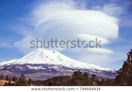 Mount Shasta Stock photo © cboswell