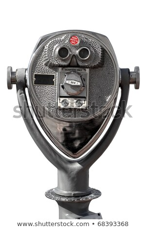 Coin operated telescope Stock photo © franky242