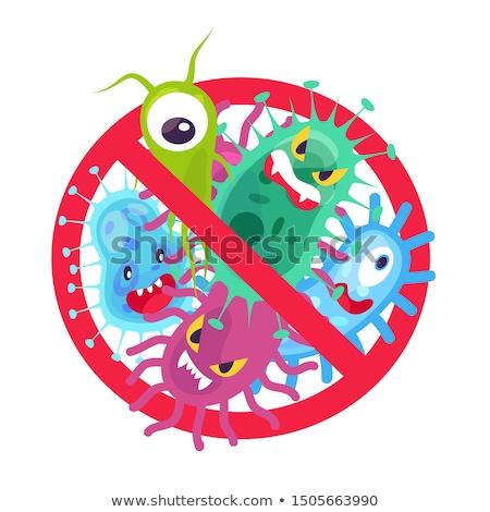 hospital germs stock photo © lightsource