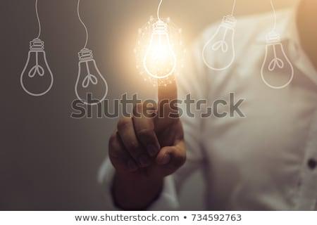 idea success strategy stock photo © marinini