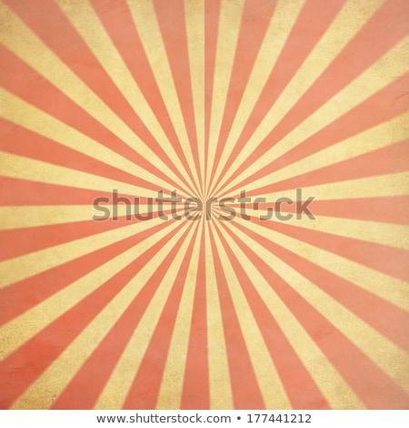 zonnestralen · grunge · verf · frame · behang · vintage - stockfoto © oly5