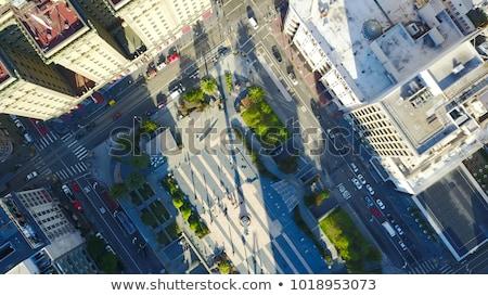 San Francisco pazar sokak şehir merkezinde Kaliforniya ABD Stok fotoğraf © lunamarina