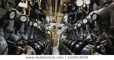 Podwodny bezpieczeństwa bezpieczeństwa ochrony fotografii Zdjęcia stock © bmonteny