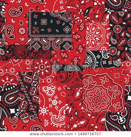 red bandana Stock photo © nito