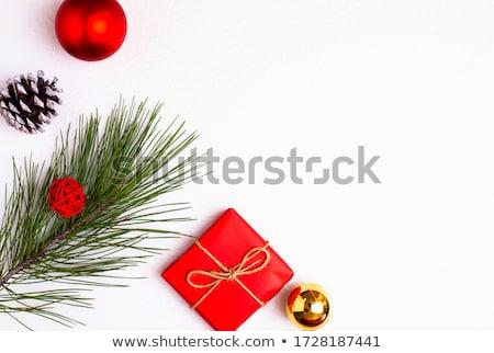 Christmas ornament speciaal decoratief communie seizoen Stockfoto © Soleil