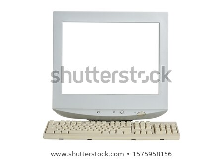 CRT monitor Stock photo © Suljo