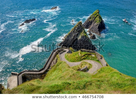 seascape, County Kerry, Ireland Stock photo © phbcz