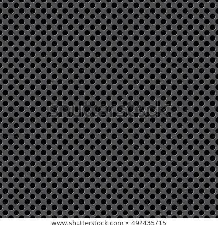Acústico orador textura música resumen metal Foto stock © konturvid