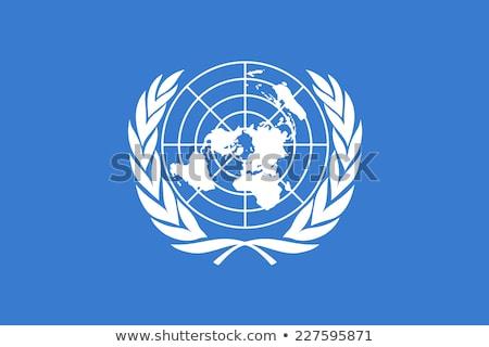 эмблема овальный границе рисунок графических логотип Сток-фото © Bigalbaloo
