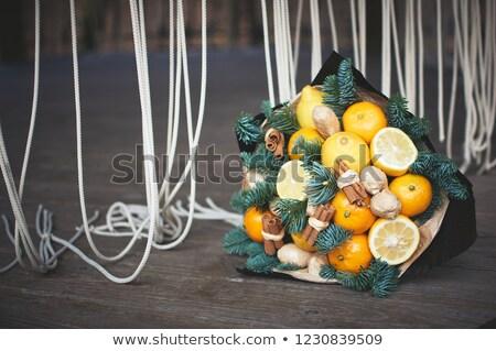 витамин · С · оранжевый · таблетка · стекла - Сток-фото © fisher