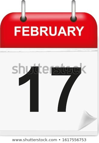 Stock photo: 17th February