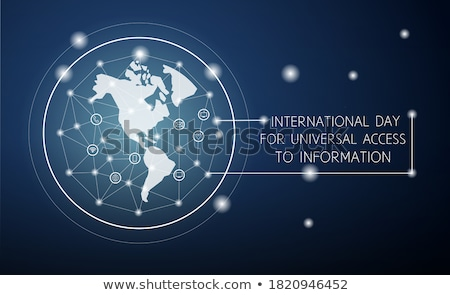 Foto stock: Information Access