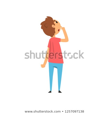 boy looking at viewer Stock photo © IS2