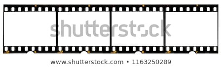 Blank film frame Stock photo © Dinga