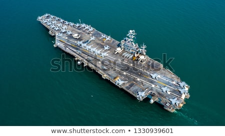 Military navy ship Stock photo © vapi