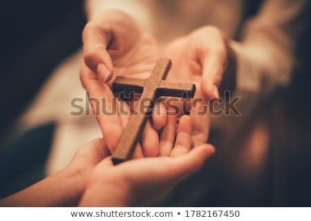 Hope, faith and spirituality Stock photo © stevanovicigor