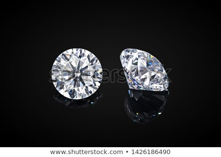 Big beautiful diamond Stock photo © AlexMas