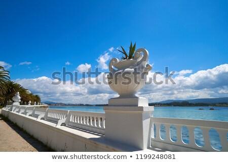 ラ 島 ビーチ ガリチア スペイン ストックフォト © lunamarina