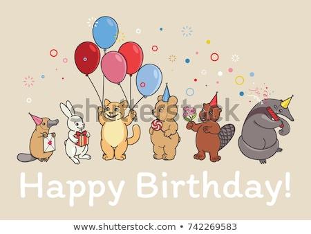 Смешные, открытка с бобром день рождения