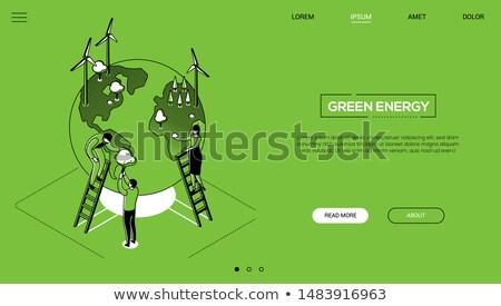 güç · örnek · farklı · tip · endüstriyel · küçük - stok fotoğraf © decorwithme