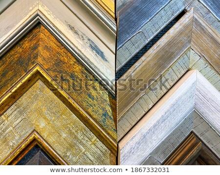 Foto stock: Quadros · papel · parede · abstrato · mobiliário