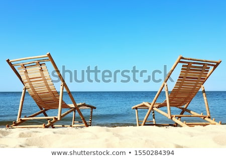 Crucero playa cielo agua océano Foto stock © Hofmeester