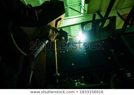 the welder 2012 stock photo © johanh